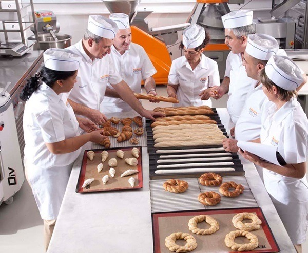OUR BAKING<br /> CENTER